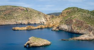 Inselurlaub auf Cabrera