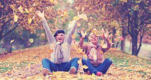 Die goldenen Seiten des Herbstes für sich entdecken - Herbstblues adé