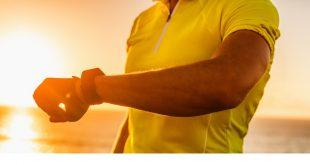 Sport: Nicht ohne mein Fitnessarmband!