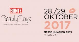 Bunte Beauty Days: Schönheit, Entertainment und Inspiration