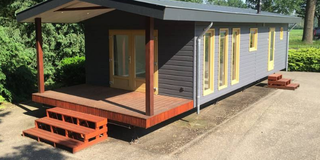 Mobilheim - alles drin in Sachen Wohnkomfort
